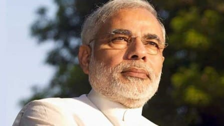 Elections Commission seeks report on Narendra Modi