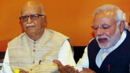 Lok Sabha Elections 2014: BJP leader Advani confident of Narendra Modi becoming the next PM