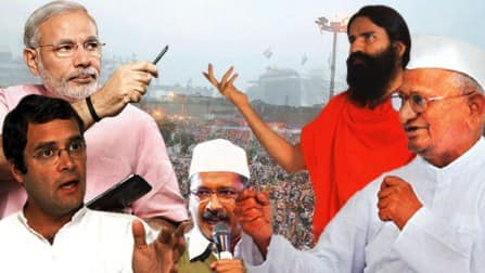 PM Narendra Modi at Ramlila Maidan Rally: A look back at 5 years of the