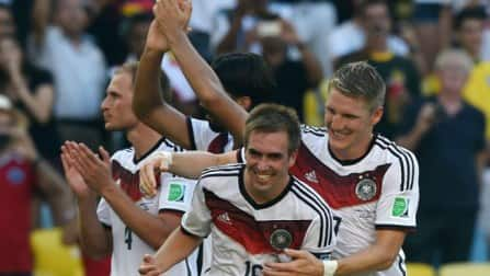 FIFA World Cup 2014: How Brazil and Germany reached the semi-finals