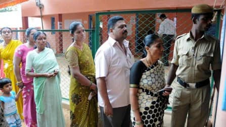 Lok Sabha Elections 2014: Maharashtra voter turnout lower than expected