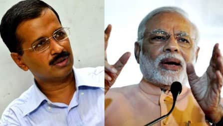Fear and nervousness in BJP despite of the Narendra Modi