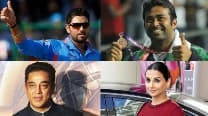 Kamal Haasan, Vidya Balan, Leander Paes and Yuvraj Singh among 127 Padma Awardees