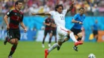 FIFA World Cup 2014 Match In Pics: United States vs Germany