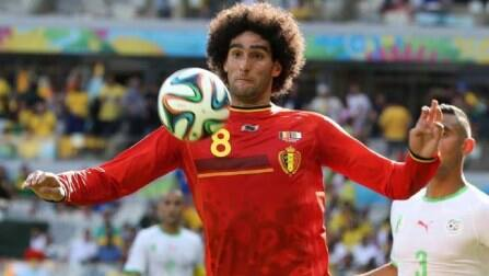 FIFA World Cup 2014 Belgium vs Russia: Belgium win 1-0