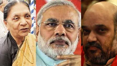 Who after Narendra Modi in Gujarat?