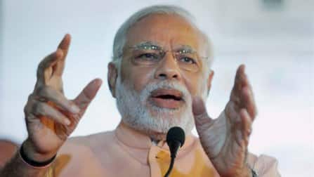 Narendra Modi: My government will focus on manufacturing, infrastructure