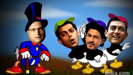 Salman Khan, Shah Rukh Khan, and Aamir Khan to share stage with Rajat Sharma to celebrate 21 years of Aap Ki Adaalat!