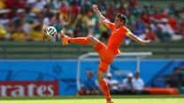 FIFA World Cup 2014 Match In Pics: Netherlands vs Mexico