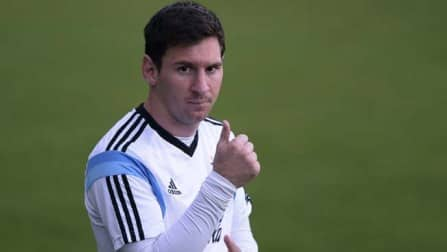 Argentina vs Iran: Watch Sony Six TV for Free Live Streaming & Telecast of FIFA World Cup 2014 27th Match