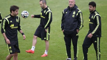 Spain still in their prime, insists Vicente Del Bosque