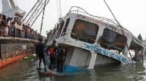 Bangladesh ferry with 200 passengers capsizes in River Padma, 50 rescued