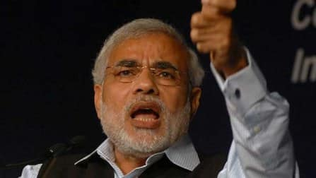 Gujarat safe for women, West Bengal unsafe: Narendra Modi
