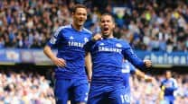Chelsea win Barclays Premier League 2014-15 title; beat Crystal Palace 1-0