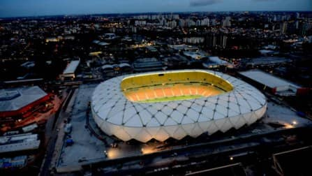 Football World Cup 2014: Manaus pitch not fit for a World Cup game, says FIFPro