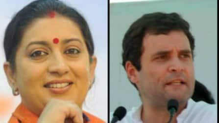 Five reasons why Smriti Irani is no match for Rahul Gandhi in Amethi