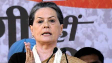 Sonia Gandhi writes to Narendra Modi on