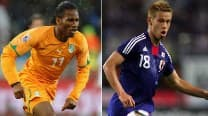 FIFA World Cup 2014, Ivory Coast vs Japan: Key players to watch