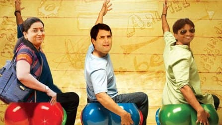 The 3 Idiots of Amethi