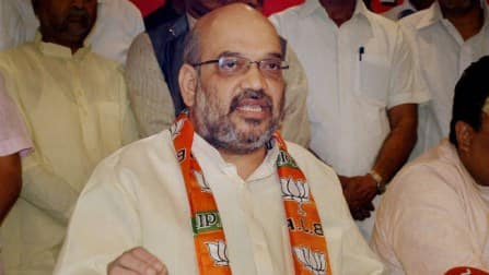 Amit Shah suited for Bharatiya Janata Party chief