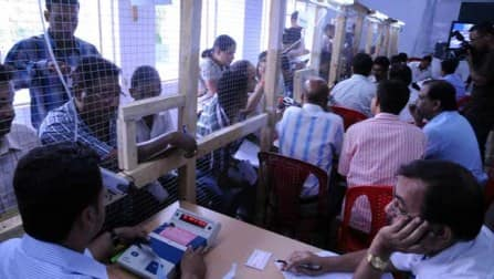 Counting tomorrow; nearly 8000 candidates for 543 Lok Sabha seats