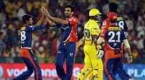 Delhi Daredevils beat Chennai Super Kings by 6 wickets, IPL 2015: Picture Highlights of DD vs CSK