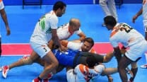India vs Iran Men's Kabaddi Final Match Live Streaming: Watch Live Stream & Telecast of Asian Games 2014