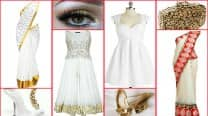 Navratri 2016: Day 3 colour White, look enchanting this Navratri with our easy tips