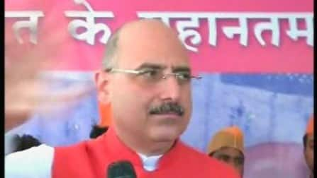 Bitter pill needed as UPA fumbled all institutions: Nalin Kohli