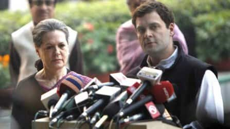 Apart from Rahul Gandhi, where are the Congress leaders?