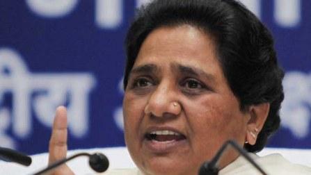 Narrow escape for BSP supremo Mayawati