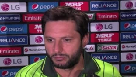 ICC World Cup 2015: Shahid Afridi, Ahmed Shehzad & 6 others fined for violating curfew