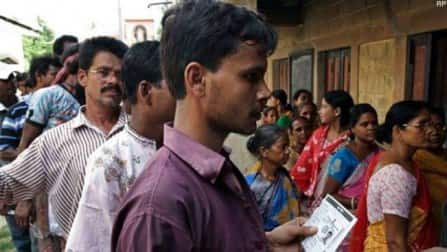 Nearly 60 per cent poll recorded till 1 PM in West Bengal