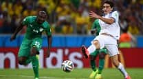 FIFA World Cup 2014 Match In Pics: Greece vs Ivory Coast