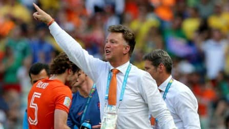 Louis van Gaal world