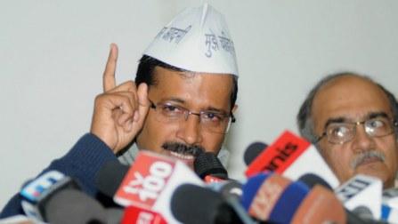 Lok Sabha Elections 2014: Arvind Kejriwal enjoying the limelight