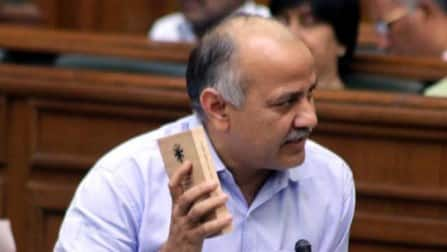 Delhi Deputy CM Manish Sisodia attacks Lt Governor Najeeb Jung over appointment of ACB chief