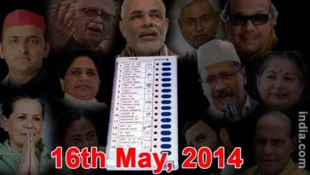 The D-Day of 16th Lok Sabha Elections: All you need to know about the results day!