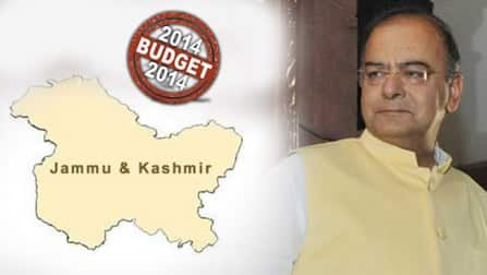 Union Budget 2014: Four schemes in Budget 2014 to boost Kashmir's economy