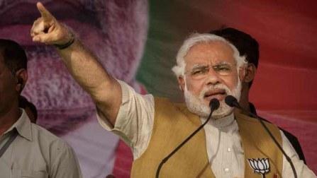 Mamata Banerjee blind in lust for power: Narendra Modi