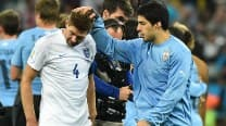 Steven Gerrard rues error after England defeat