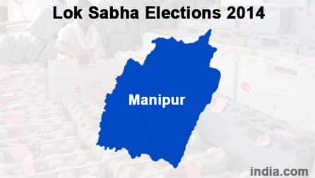 Lok Sabha Election 2014 Results: Counting begins for two constituencies in Manipur