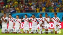 FIFA World Cup 2014 Match In Pics: Costa Rica vs Greece