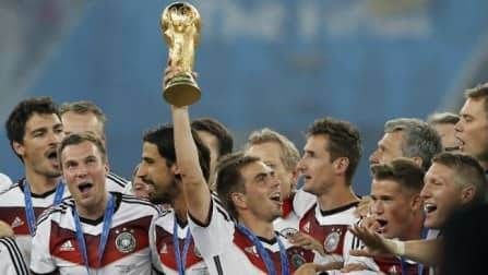 FIFA World Cup 2014: Germany