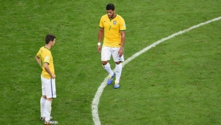 Second loss in a row disgusts Brazil fans