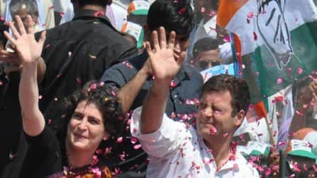Election Commission rejects complaints of poll rigging in Amethi by Priyanka Gandhi