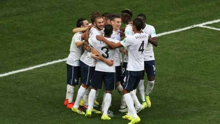 FIFA World Cup 2014: Germany and France end Africa