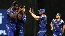 Mumbai Indians defeated Kolkata Knight Riders by 5 runs, IPL 2015: Picture Highlights of MI vs KKR