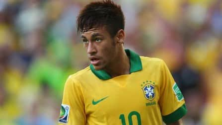 FIFA World Cup 2014 Cameroon vs Brazil: Neymar