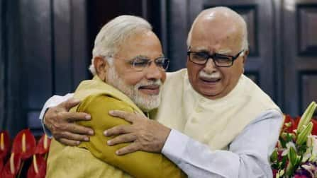 LK Advani worried that there could be another 'Emergency'